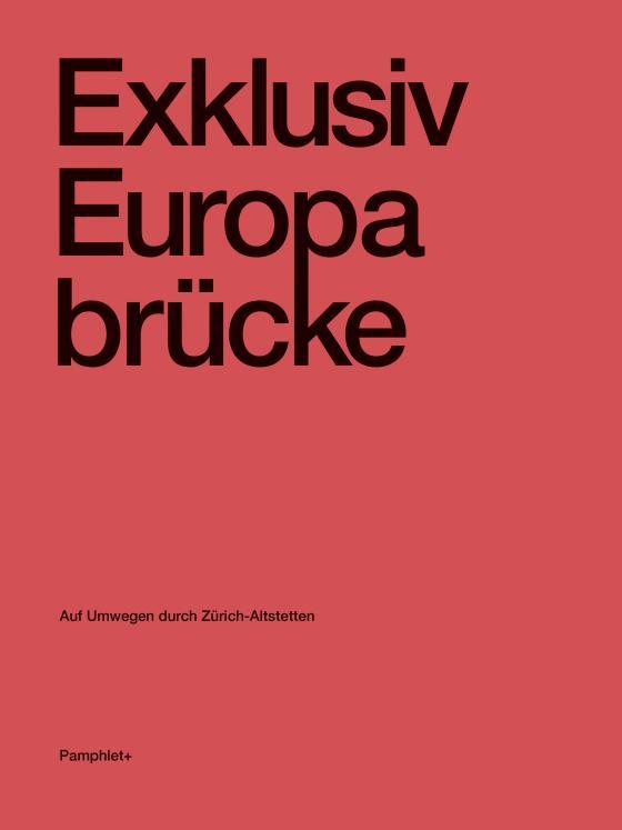 Cover-Bild Exklusiv Europabrücke