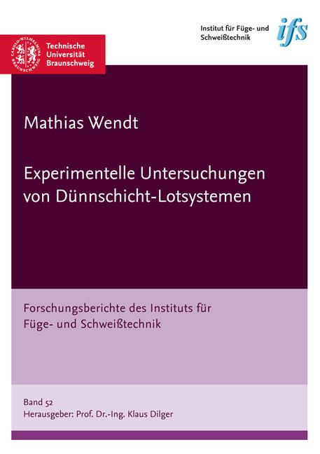 Cover-Bild Experimentelle Untersuchungen von Dünnschicht-Lotsystemen