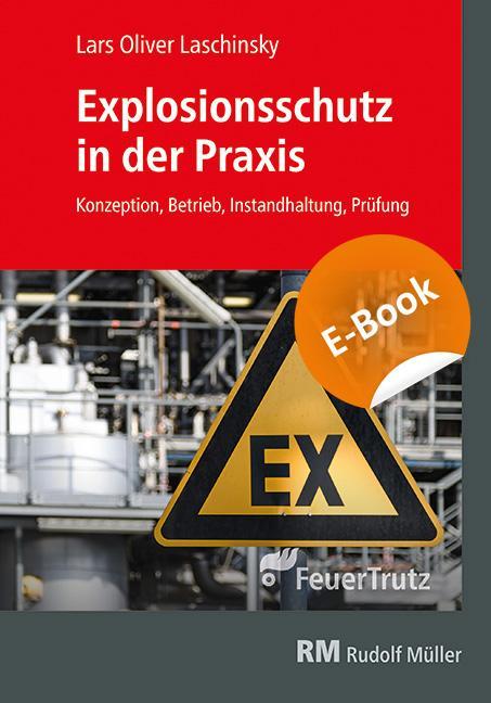 Cover-Bild Explosionsschutz in der Praxis - E-Book (PDF)