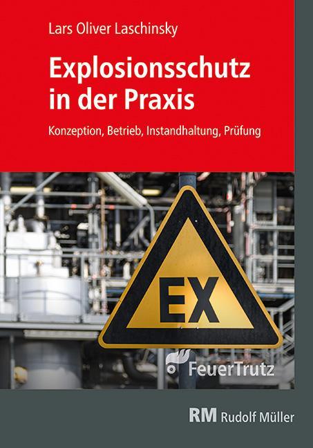 Cover-Bild Explosionsschutz in der Praxis