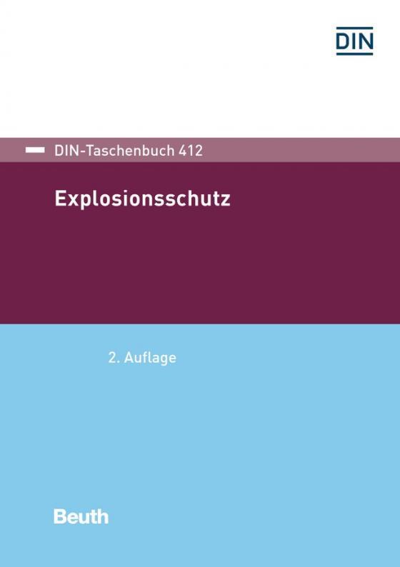 Cover-Bild Explosionsschutz