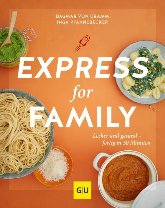 Cover-Bild Express for Family