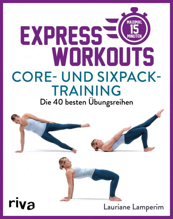 Cover-Bild Express-Workouts – Core- und Sixpack-Training