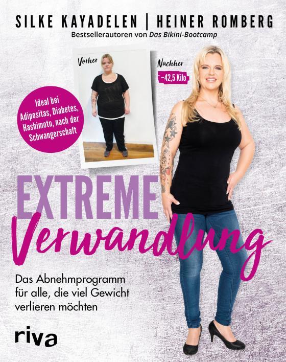 Cover-Bild Extreme Verwandlung