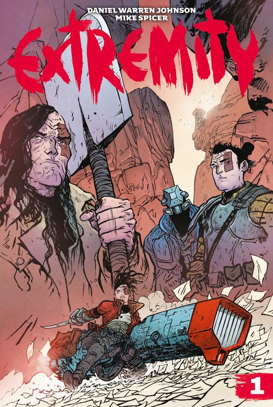 Cover-Bild Extremity 1
