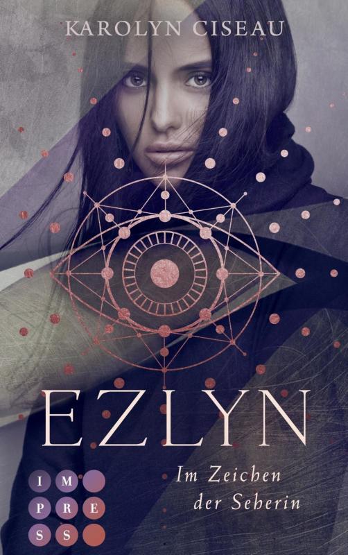 Cover-Bild Ezlyn. Im Zeichen der Seherin