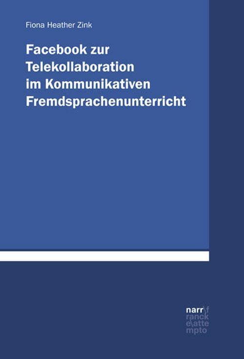 Cover-Bild Facebook zur Telekollaboration im Kommunikativen Fremdsprachenunterricht
