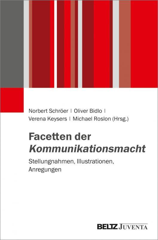 Cover-Bild Facetten der Kommunikationsmacht