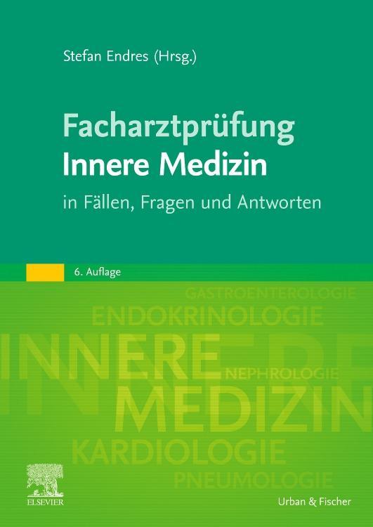 Cover-Bild Facharztprüfung Innere Medizin