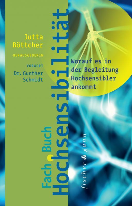 Cover-Bild Fachbuch Hochsensibilität
