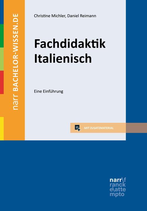 Cover-Bild Fachdidaktik Italienisch