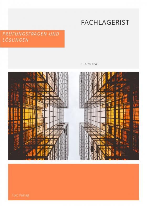 Cover-Bild Fachkraft Lagerlogistik