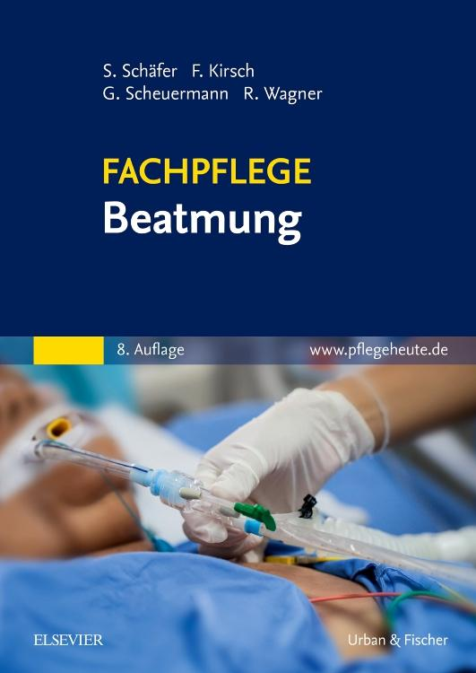 Cover-Bild Fachpflege Beatmung
