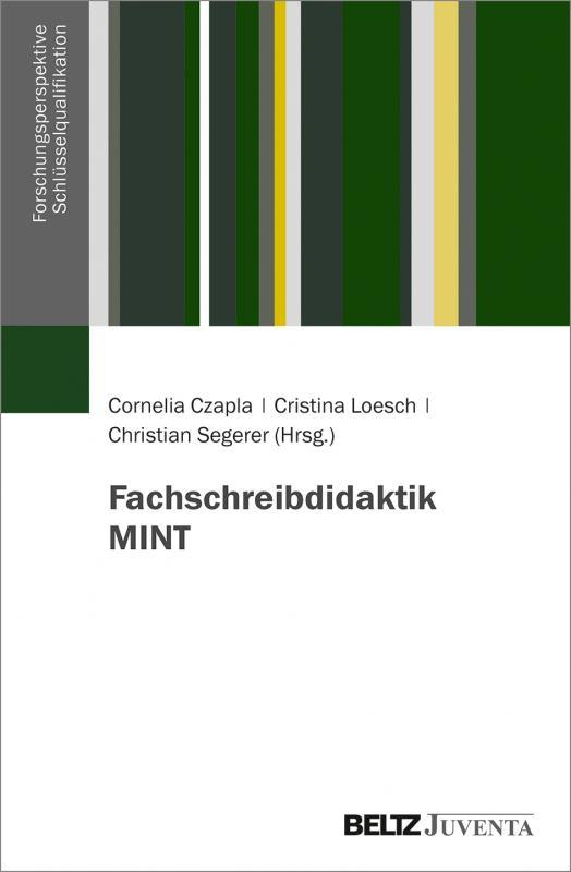 Cover-Bild Fachschreibdidaktik MINT