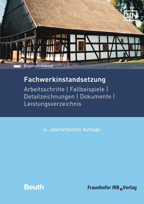 Cover-Bild Fachwerkinstandsetzung
