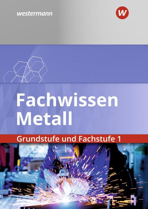 Cover-Bild Fachwissen Metall