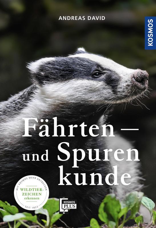Cover-Bild Fährten- und Spurenkunde