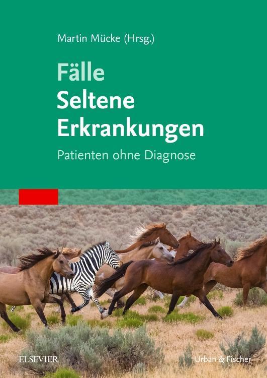 Cover-Bild Fälle Seltene Erkrankungen