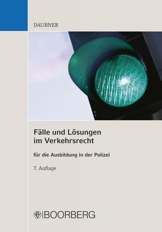 Cover-Bild Fälle und Lösungen im Verkehrsrecht