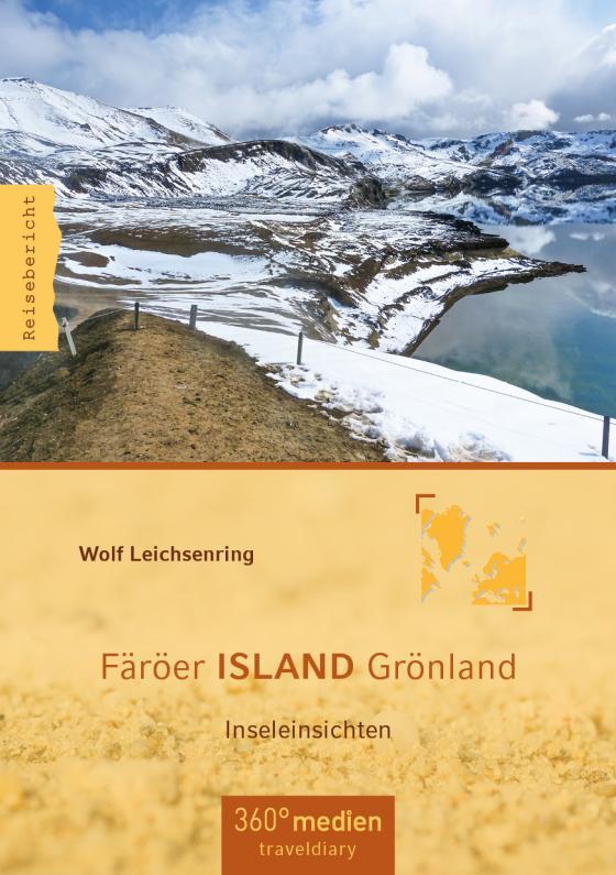 Cover-Bild Färöer ISLAND Grönland