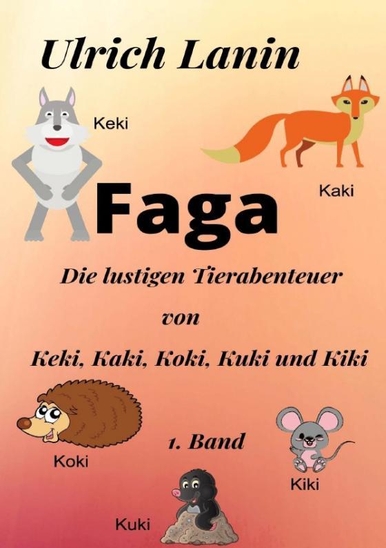 Cover-Bild Faga, 1.Band