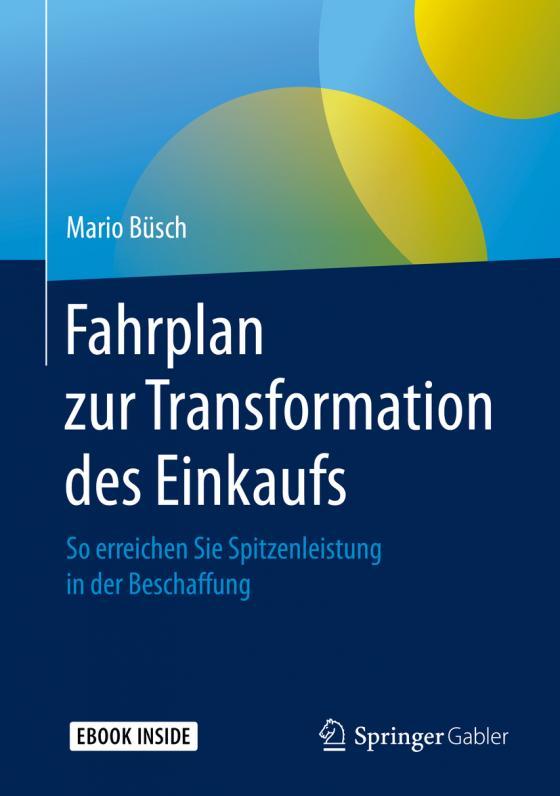 Cover-Bild Fahrplan zur Transformation des Einkaufs