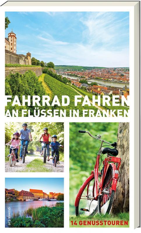 Cover-Bild Fahrrad fahren an Flüssen in Franken