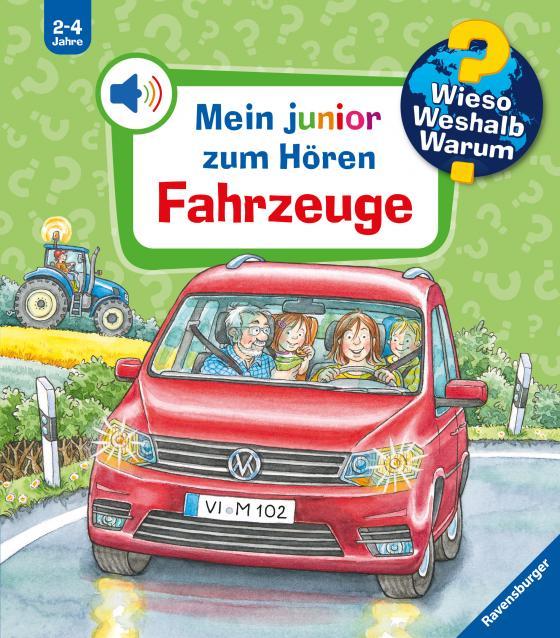 Cover-Bild Fahrzeuge