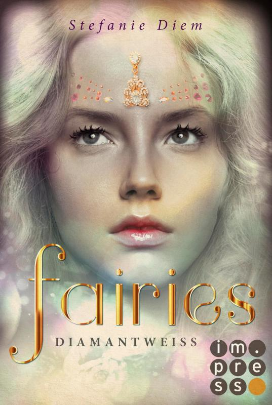 Cover-Bild Fairies 3: Diamantweiß