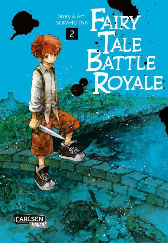 Cover-Bild Fairy Tale Battle Royale 2