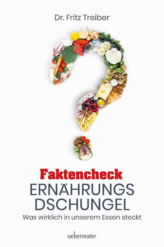 Cover-Bild Faktencheck Ernährungsdschungel