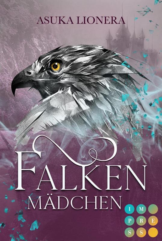 Cover-Bild Falkenmädchen (Divinitas 1)