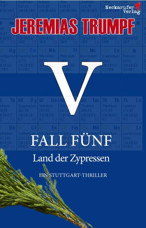 Cover-Bild Fall Fünf