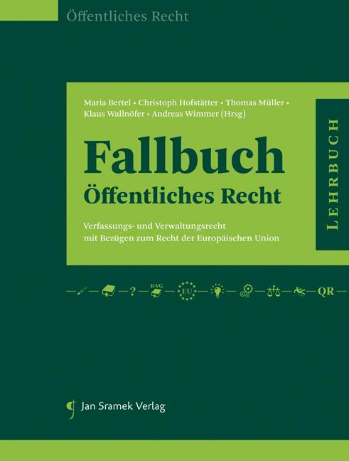 Cover-Bild Fallbuch Öffentliches Recht