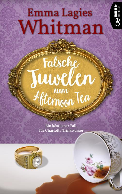 Cover-Bild Falsche Juwelen zum Afternoon Tea