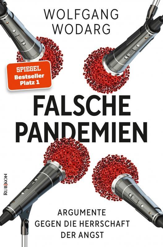 Cover-Bild Falsche Pandemien