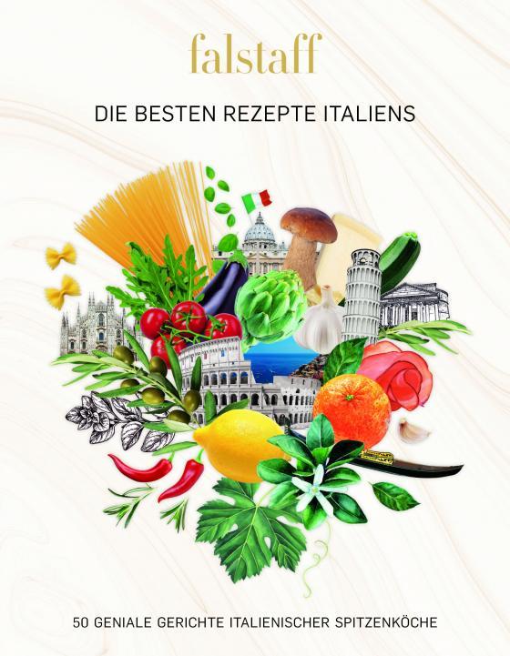 Cover-Bild Falstaff DIE BESTEN REZEPTE ITALIENS
