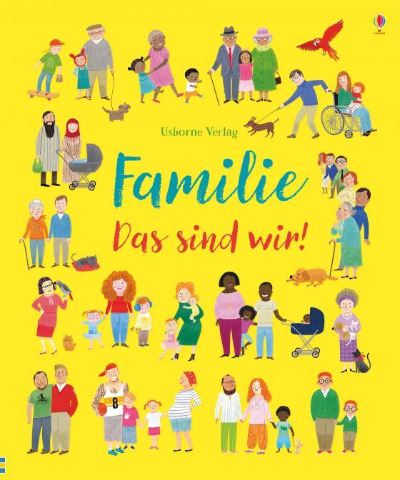 Cover-Bild Familie - Das sind wir!
