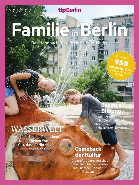 Cover-Bild Familie in Berlin