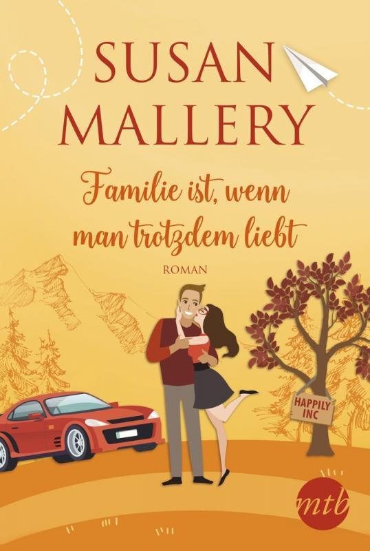 Cover-Bild Familie ist, wenn man trotzdem liebt