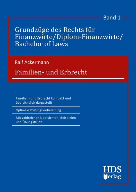 Cover-Bild Familien- und Erbrecht