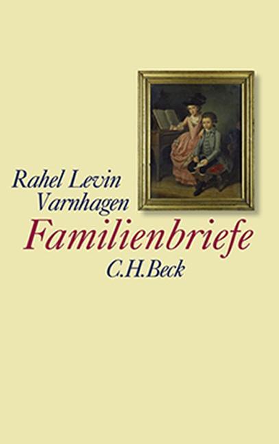 Cover-Bild Familienbriefe