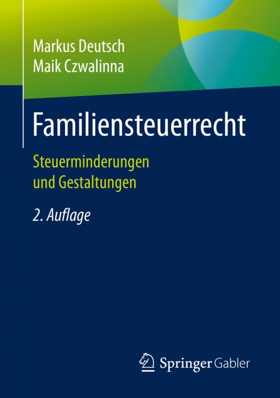 Cover-Bild Familiensteuerrecht