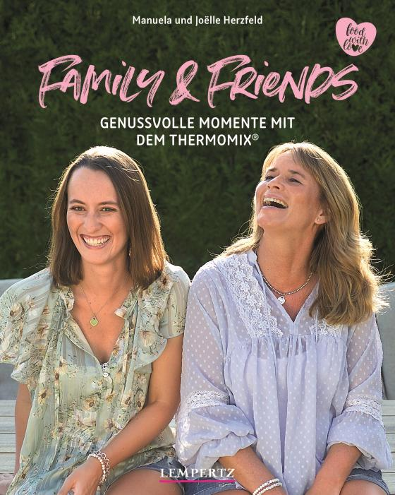 Cover-Bild Family and Friends