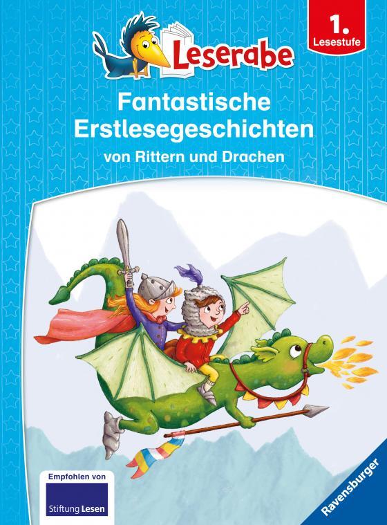 Cover-Bild Fantastische Erstlesegeschichten von Rittern und Drachen