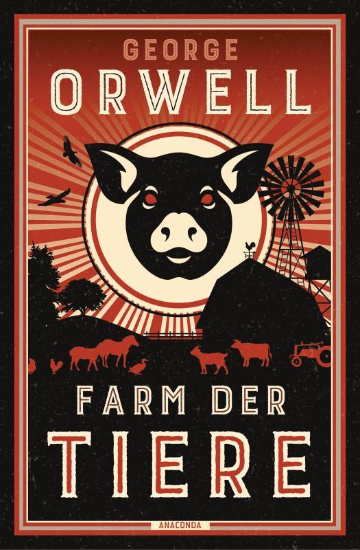 Cover-Bild Farm der Tiere