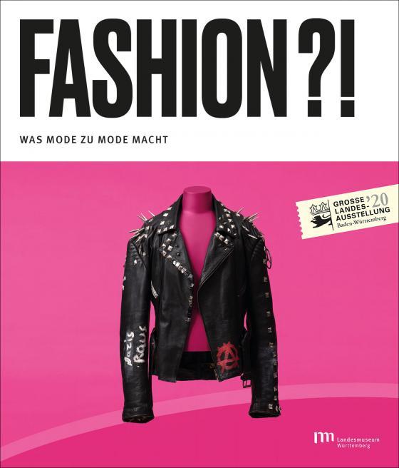 Cover-Bild Fashion?! Was Mode zu Mode macht