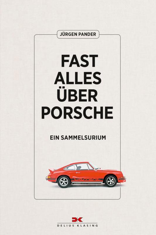 Cover-Bild Fast alles über Porsche