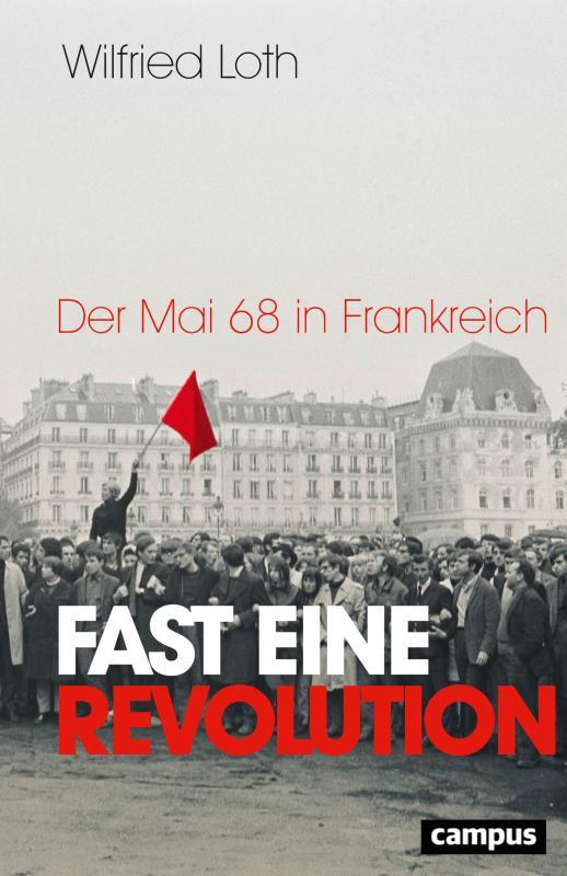 Cover-Bild Fast eine Revolution