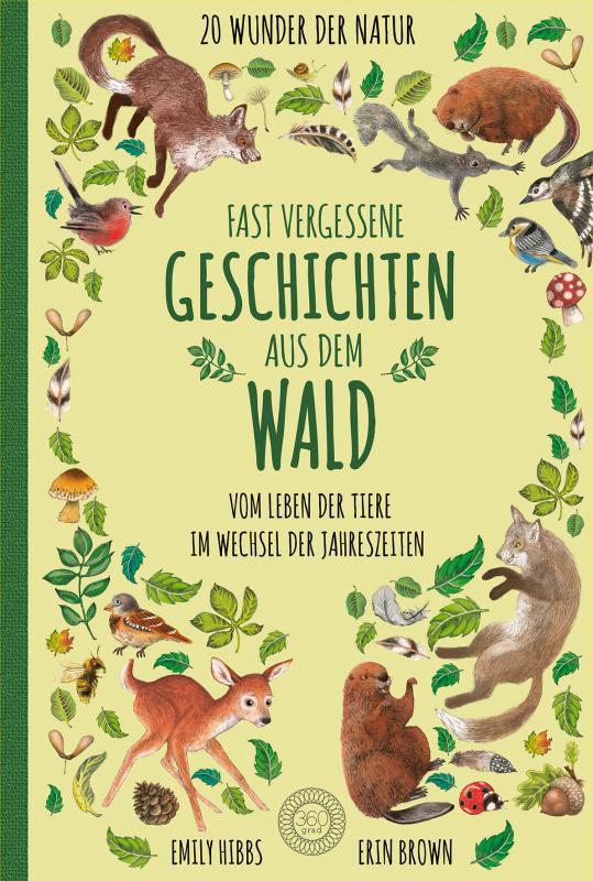 Cover-Bild Fast vergessene Geschichten aus dem Wald